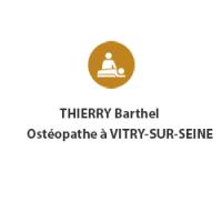 Ostéopathe Thierry BARTHEL Vitry-sur-Seine